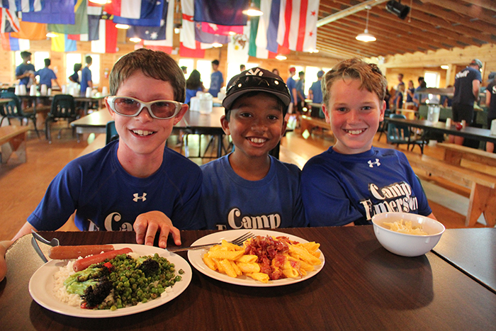 Can my child go to Summer Camp with food allergies or Celiac Disease?