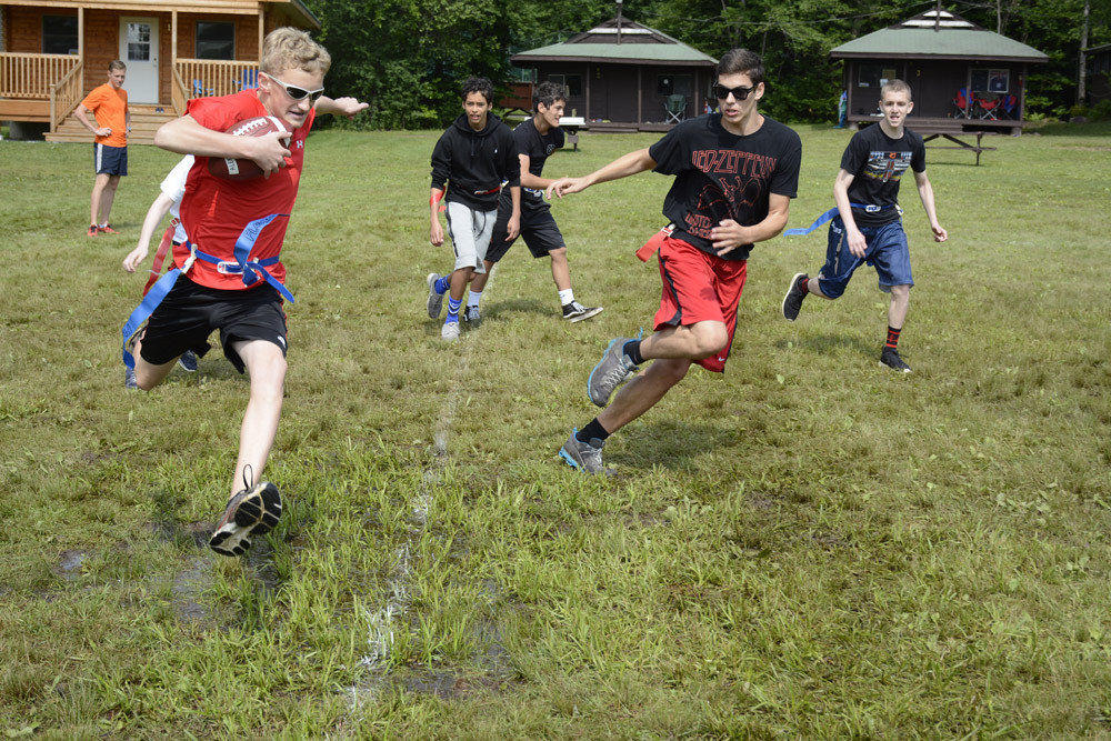 res Athletics at Camp Emerson-