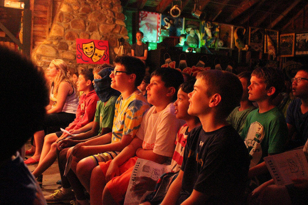 res Performing Arts at Camp Emerson-
