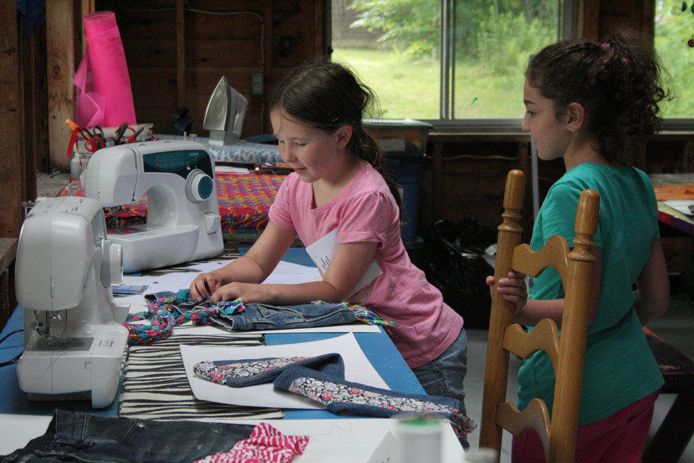 res Art at Camp Emerson-