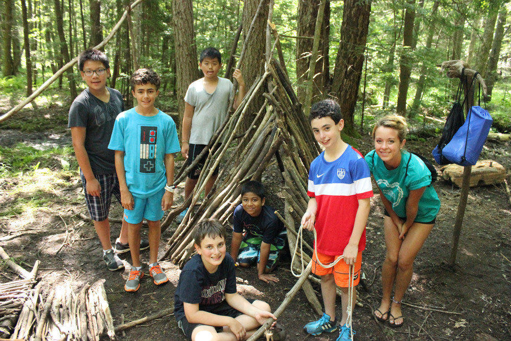 res Wilderness at Camp Emerson-