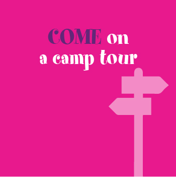 Come on a camp tour